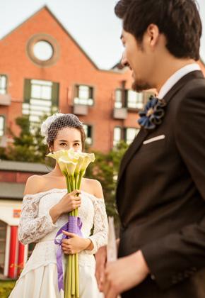 厦门婚纱摄影哪家好?欣