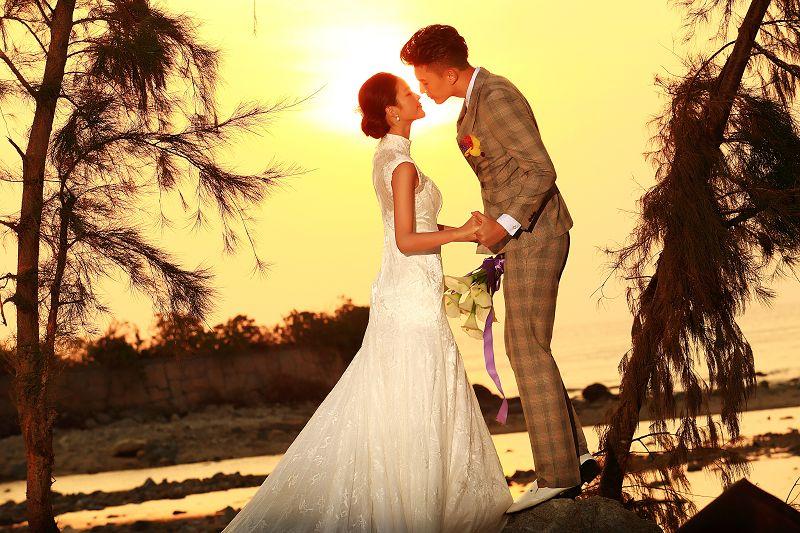 今年流行的三大婚纱照风格