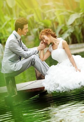 厦门有哪些婚纱摄影旅游婚纱照外景拍摄景点