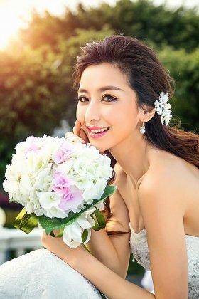 如何将近视眼新娘的婚纱作品拍得更好?
