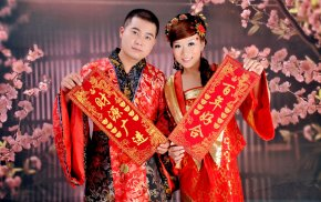 如何拍出有活力的婚纱照