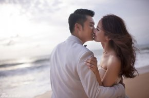 拍龙岩婚纱照如何让自己更有气质