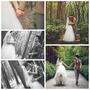 从国内传统的婚礼习俗来谈龙岩婚纱摄影知识