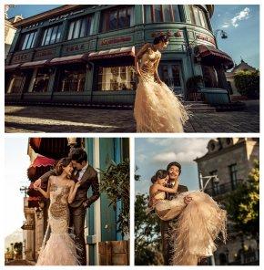 哪种婚礼更时尚更有个性更有潮流