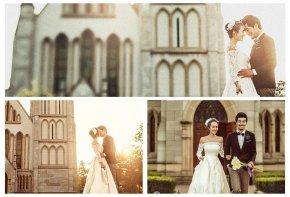 在龙岩拍婚纱摄影有多种多样的婚礼仪式让您感