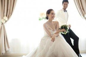 唯美惊艳的婚照是有哪种方式拍摄而出
