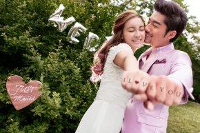 婚礼现场的多种元素可令完美婚礼如花绽放浪漫