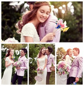 新娘如何更好地保养好自已的春妆