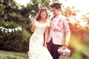 春天是举办婚礼的好季节但浪漫的是少不了伴娘