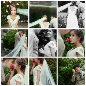 有听过欧式复古婚纱照吗?这也是一种潮流