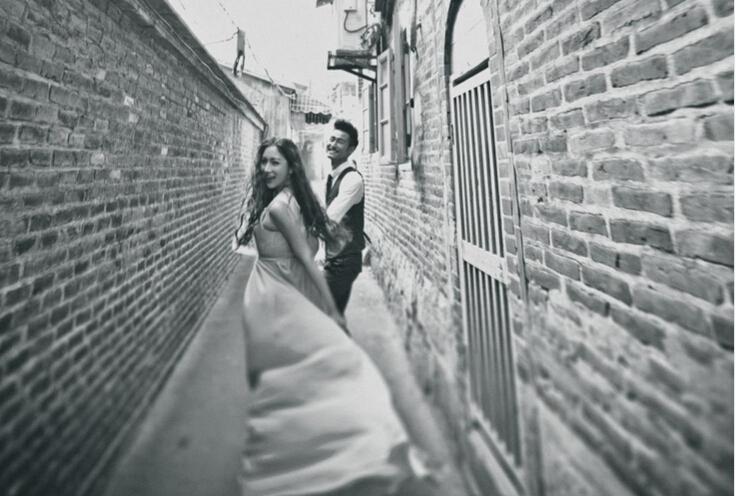 厦门婚纱摄影-欧式风