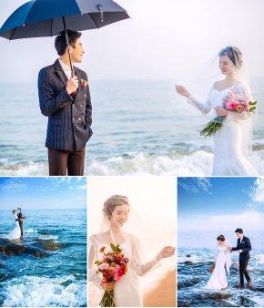 厦门婚纱摄影选择比较好的婚纱店来拍海景