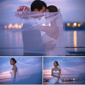 厦门婚纱摄影是自己对美好生活的无限憧憬