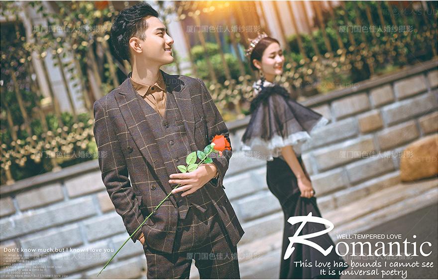 厦门旅游婚纱摄影拍摄景点
