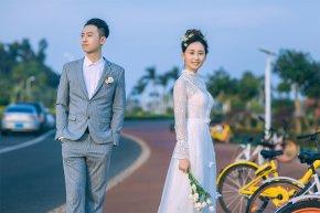 选择厦门婚纱摄影拍婚纱照注意事项