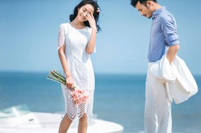 厦门拍婚纱照价格行情 拍好看婚纱照方法